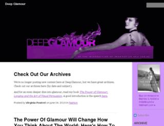 deepglamour.net screenshot