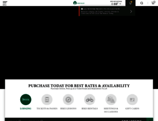 deervalley.com screenshot