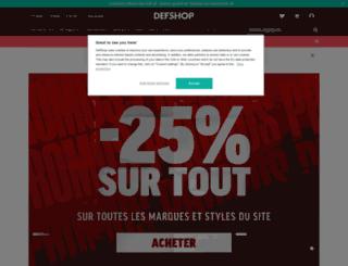 def-shop.fr screenshot