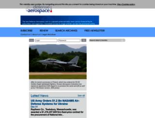defense-aerospace.com screenshot