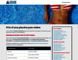 defi-piscine.com screenshot