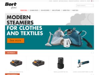 defort-tools.com screenshot