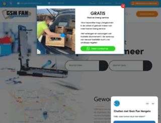 degsmfan.nl screenshot