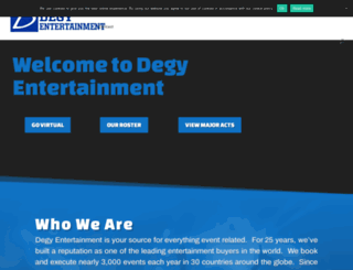 degy.com screenshot