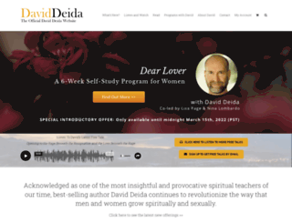 deida.info screenshot