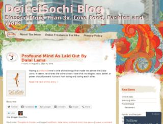 deileisochi.com screenshot