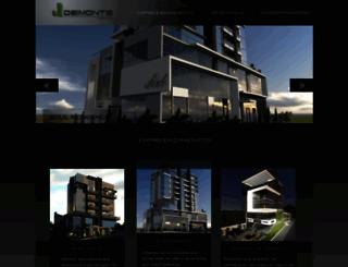 deimonte.com.br screenshot