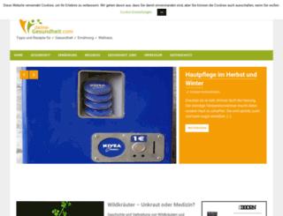 deine-gesundheit.com screenshot