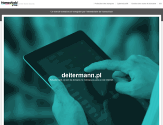 deitermann.pl screenshot