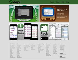 dejal.com screenshot