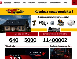 dekarz.com.pl screenshot