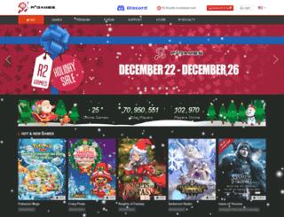 dekingdom.r2games.com screenshot