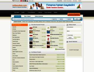 dekor_pen.rehberalem.com screenshot