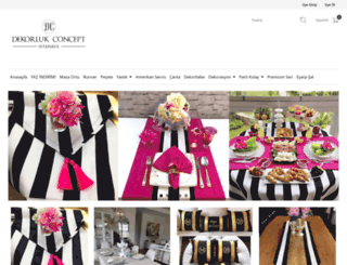 dekorluk.com screenshot
