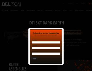del-ton.com screenshot
