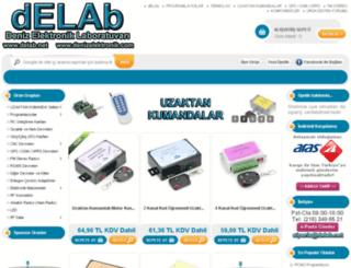 delab.net screenshot
