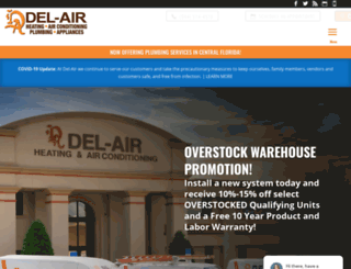 delair.com screenshot