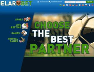 delarbet.com screenshot