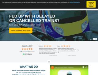 delayrepaysniper.com screenshot