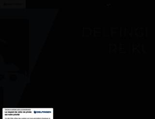 delfingen.com screenshot