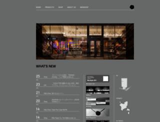 delfonics.com screenshot