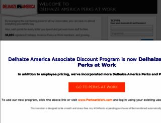 My Perks At Work >> Access Delhaize Corporateperks Com My Rewards Every Day Perks At Work