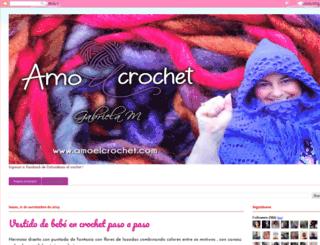 delicadezasalcrochet.blogspot.com.ar screenshot