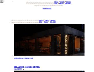 delicatessennyc.com screenshot