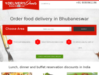 deliverydoots.com screenshot