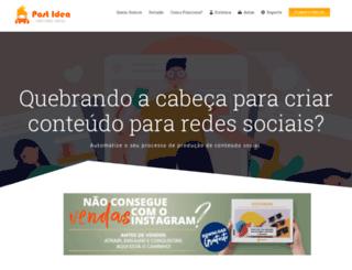 deliverysa.com.br screenshot
