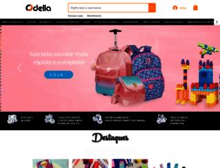 dellanet.com.br screenshot