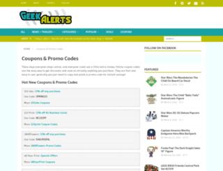 dellasdeals.com screenshot