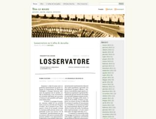 delmiglio.wordpress.com screenshot