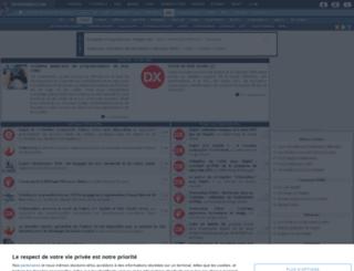 delphi.developpez.com screenshot