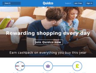 delta2.quidco.com screenshot