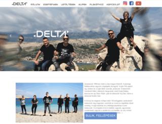 deltabuli.hu screenshot