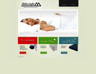deltalight.com.br screenshot