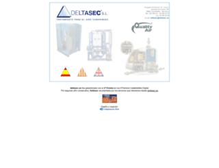 deltasec.es screenshot