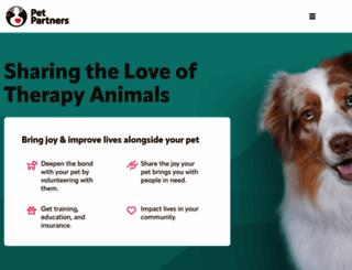 deltasociety.org screenshot