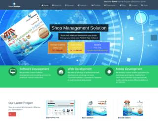 deluxewebapps.com screenshot