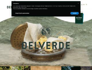 delverde.com screenshot