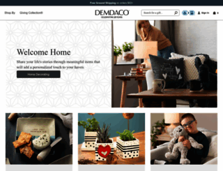 demdaco.com screenshot