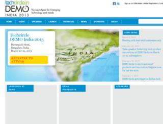 demo-india.com screenshot