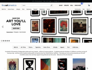 demo.artq.com screenshot