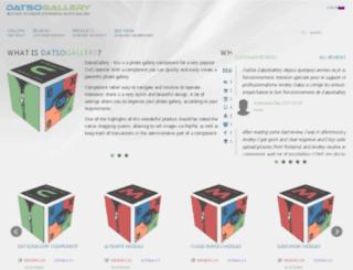 demo.datso.fr screenshot