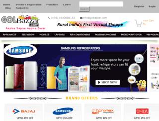 demo.golbazzar.com screenshot