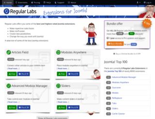 demo.nonumber.nl screenshot