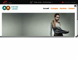demo.plugandweb.com screenshot