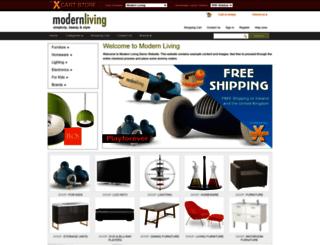 demo.thexcartstore.com screenshot