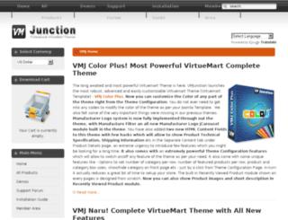 demo.vmjunction.com screenshot